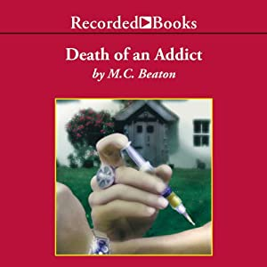 Death of an Addict Audiobook