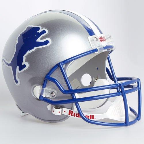 Riddell Detroit Lions Throwback 1983-2002 Deluxe Replica Helmet