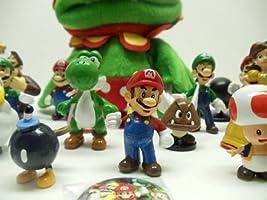 Super Mario Christmas Stocking.Amazon Com Super Mario Brothers 27 Piece Holiday Christmas