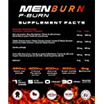 men burn comegrasas natural