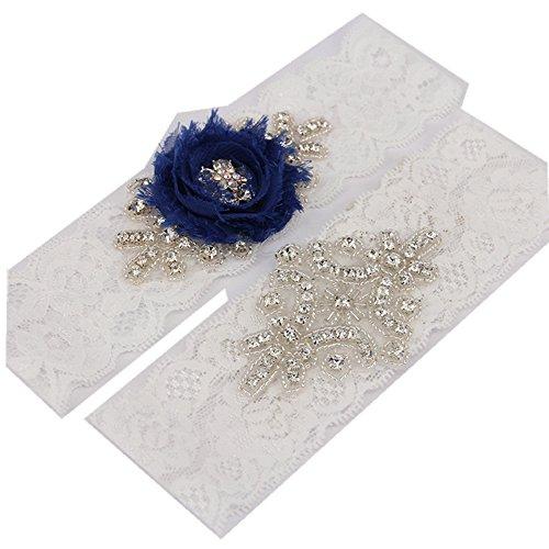 TRLYC Length Wedding Garter Bridal