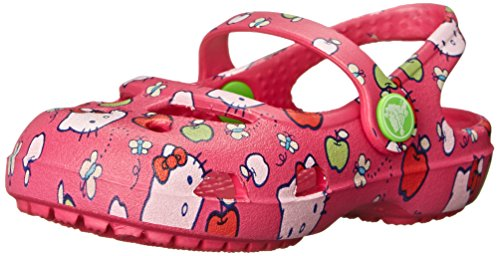 crocs Shayna Hello Kitty Apple Mary Jane (Toddler/Little Kid),Candy Pink,7 M US Toddler