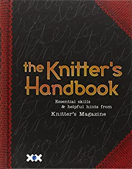 the knitter s handbook essential skills helpful hints from rh amazon com