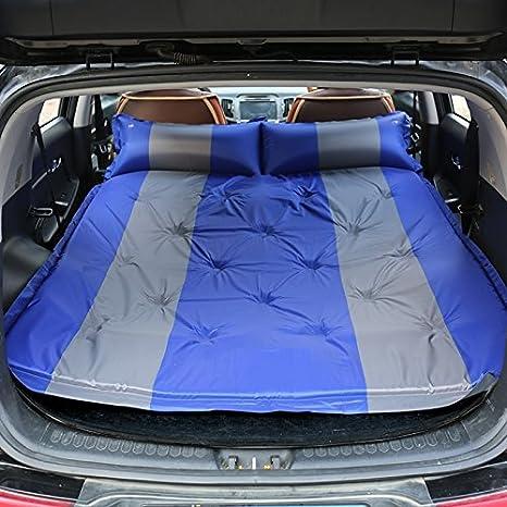 Alip inflable del coche cama de choque coche coches de segunda mano SUV trasera del coche cama de viaje colchón de la cama de aire: Amazon.es: Electrónica