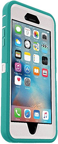 iPhone 6s Plus Case - OtterBox Defender Series Case for iPhone 6/6s PLUS (Case Only - Holster Not Included) Seacrest