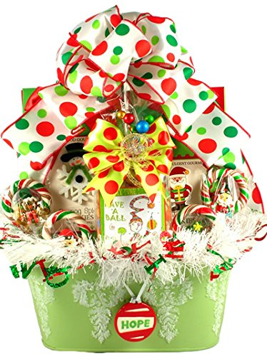 Gift Basket Village All The Trimmings Christmas Gift Basket (Christmas Gift Hamper)