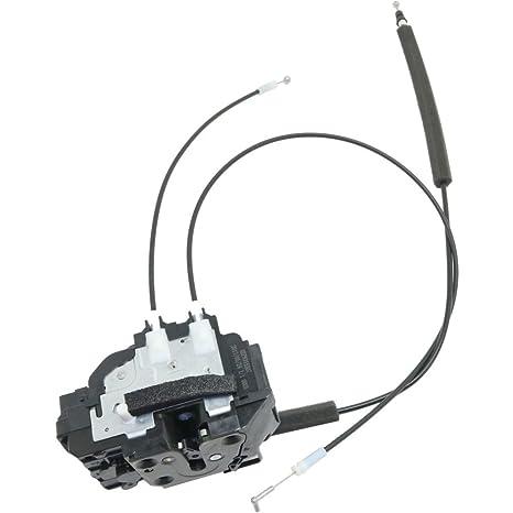 amazon com: door lock actuator for nissan titan 04-14 titan rear rh  integrated w/latch: automotive