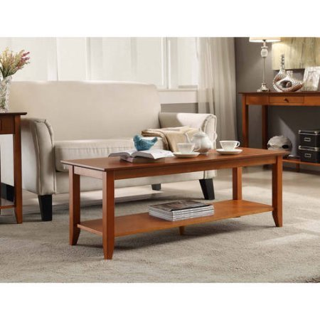convenience-concepts-american-heritage-coffee-table-with-shelf-cherry
