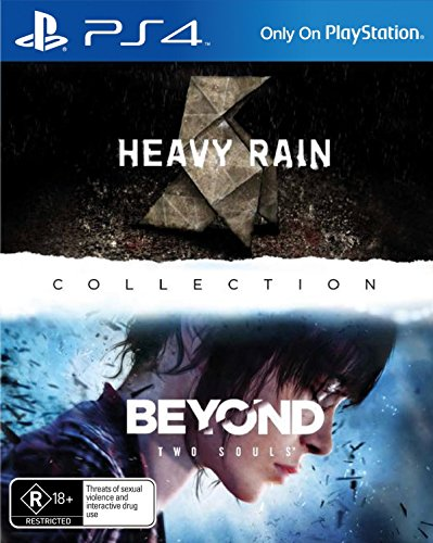 Heavy Rain and Beyond Two Souls Collection PS4 Playstation 4 (Heavy Rain And Beyond Two Souls Ps4)