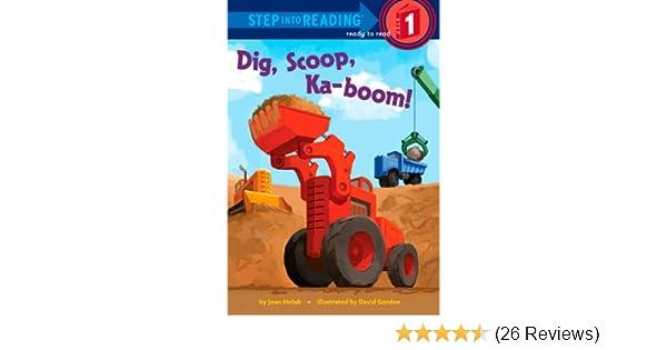 Dig scoop ka boom step into reading kindle edition by joan dig scoop ka boom step into reading kindle edition by joan holub david gordon children kindle ebooks amazon fandeluxe Choice Image