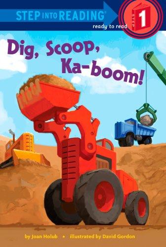 Dig scoop ka boom step into reading kindle edition by joan dig scoop ka boom step into reading by holub fandeluxe Images