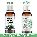 Aromavita Essential Oil of Oregano - 100% Pure