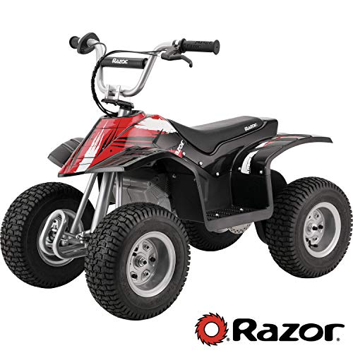 Razor Dirt Quad - Black (Best Mini Quad Motors)