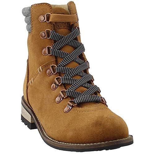 Kodiak Women's Surrey II Hiking Boot, Caramel, 6 M US