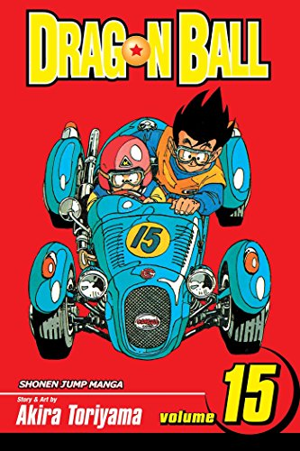 Dragon Ball Volume 15 (Dragon Ball) (Ball Dragon Manga 15)
