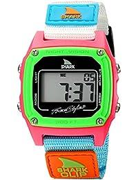 women's FS84861 Shark Clip Classic Retro Digital Watch...