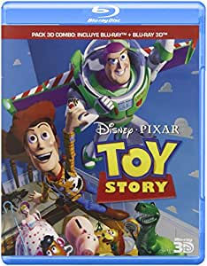 Toy Story Pack 3D Combo [Blu-ray]