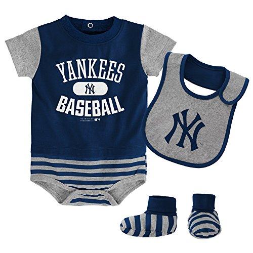 new york yankees baby bib - 9
