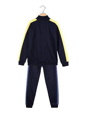 MIXN MATCH - Sudadera con Cremallera + Pantalones de chándal ...