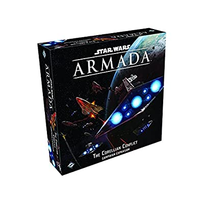 Star Wars: Armada - The Corellian Conflict: Toys & Games