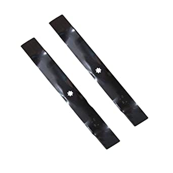 Amazon.com: (2) GX22151 - Cuchillas para cortacésped John ...