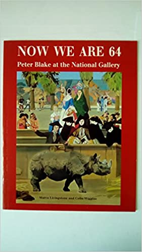 Peter Blake at the National Gallery Now We are 64
