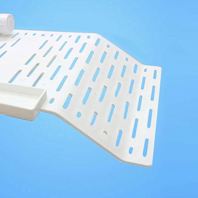 Moliies Práctico ABS Plástico Tortuga Flotador Decoración Bask Plataforma Fuerte Ventosa Diseño Tortuga Acuario Flotador Decoración: Amazon.es: Hogar
