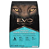 EVO Grain Free Herring and Salmon Formula Cat and Kitten Food 15.4 Pounds