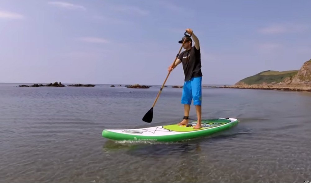 Amazon.com : Inflatable Stand Up Paddle Board Air Degree ALL- ROUND 106