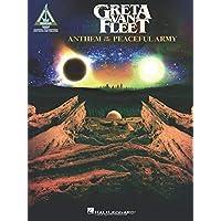 Greta Van Fleet - Anthem of the Peaceful Army - Guitar Tab