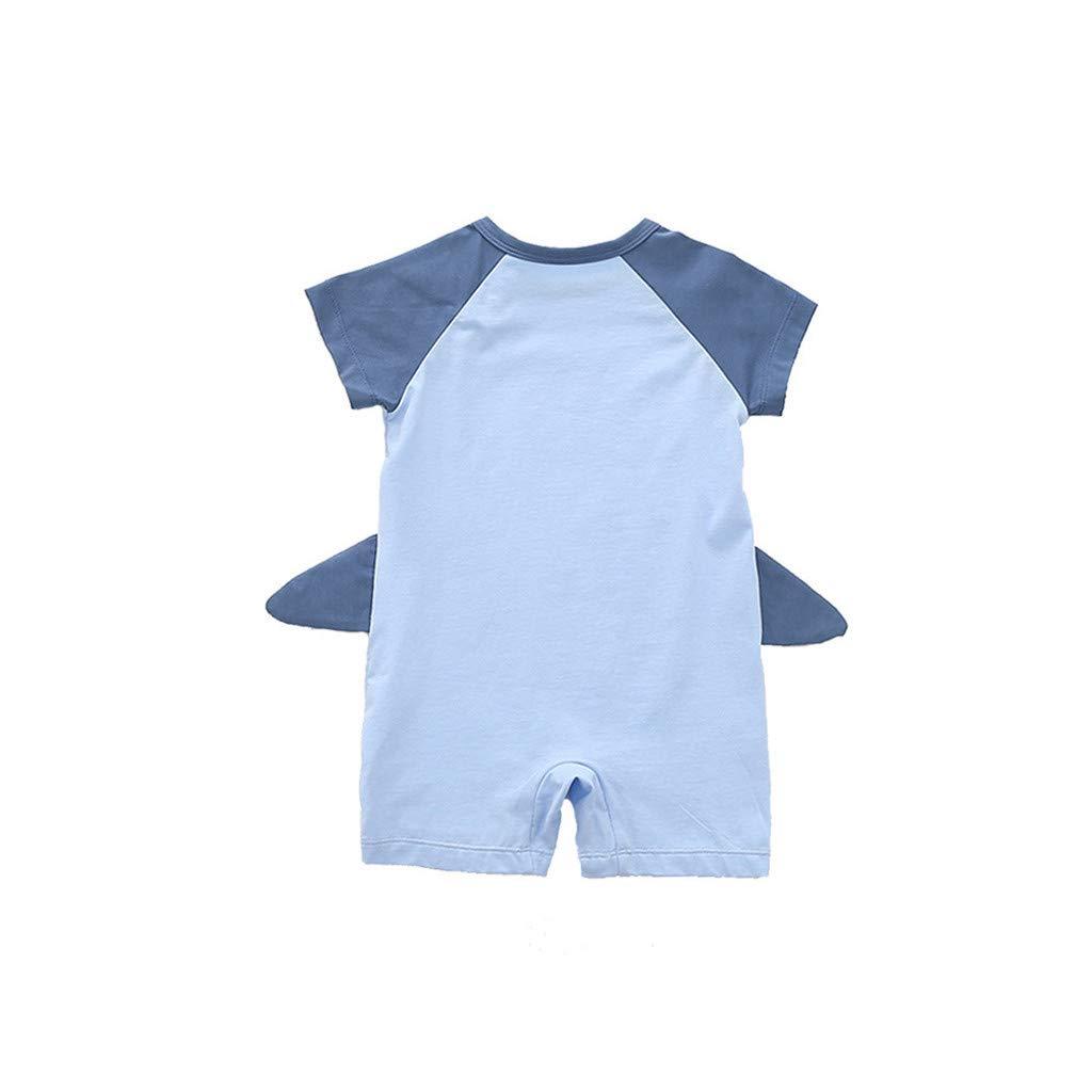 Mameluco Pelele Beb/é Ni/ños Vestidos para Beb/és Ni/ños Ni/ñas Ropa Bebe Verano Body Infantil para Reci/én Nacido Pelele Y Traje para Beb/é Estampado de Dinosaurio