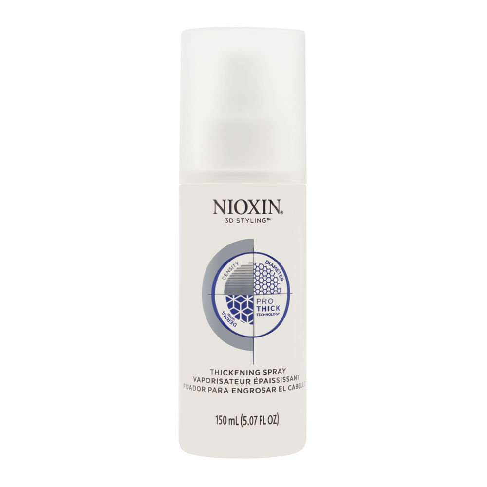 Nioxin 3D Styling Thickening Spray, 5.1 Oz