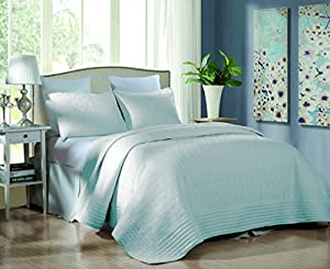 Elle decor duvet covers 1 quilt set 2 shams for Elle decoration bed linen