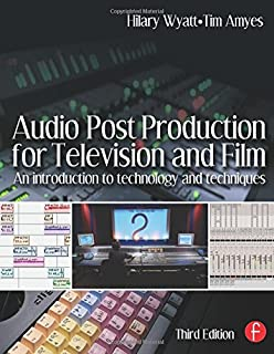 Amazon assistant engineers handbook 9780969822332 tim audio post production for television and film an introduction to technology and techniques fandeluxe Choice Image