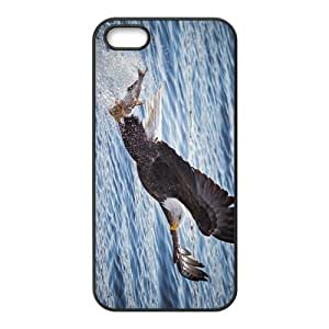 The Hunting Eagle Hight Quality Plastic Case for Iphone 5s