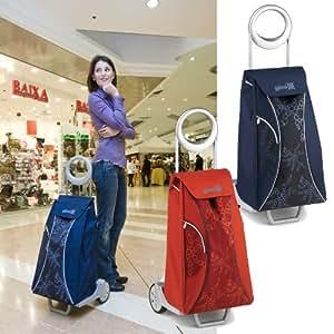 Gimi Trolley Market - Carro de la compra, varios colores