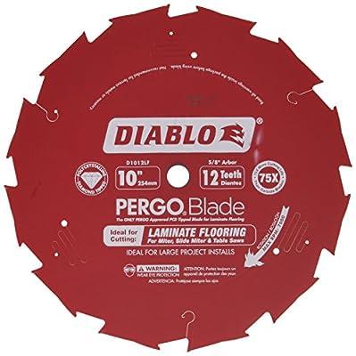 Freud D1012LF PCD Laminate Flooring Blade