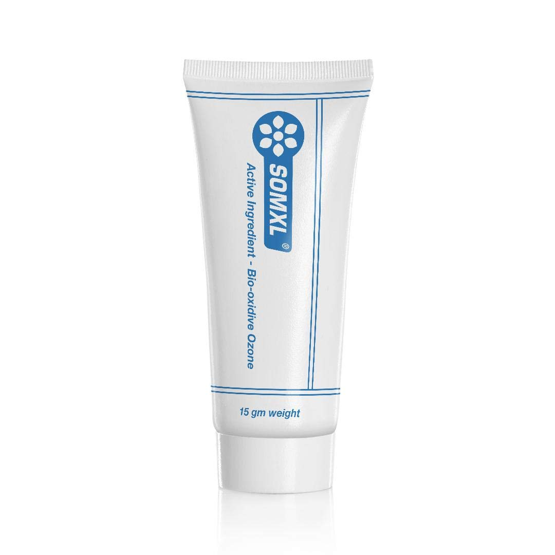 Somxl Wart Removal Treatment - Fast Acting, Clinical Strength Genital Warts Remover Cream