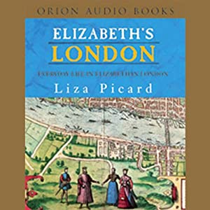 Elizabeth's London Audiobook