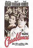 Casablanca - Movie Poster: Regular (Size: 24 inches x 36)