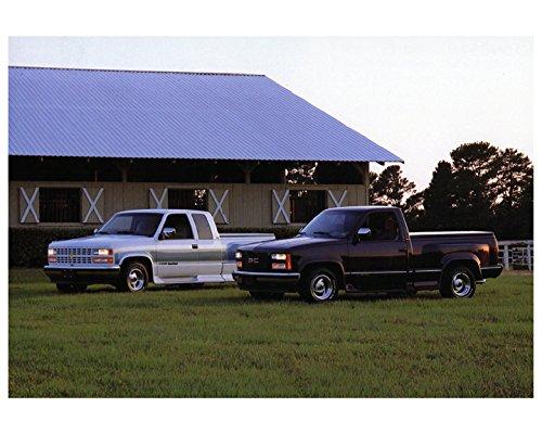 1990 ? GMC Chevrolet Travelquest Custom Pickup Truck