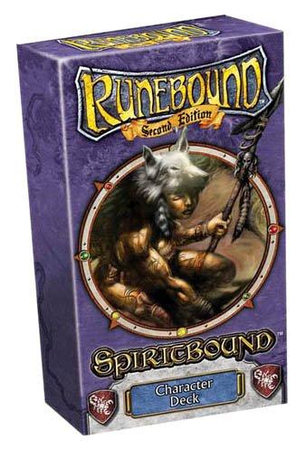Fantasy Flight Games VA25 - Runebound: Spiritbound Deck, englische Ausgabe