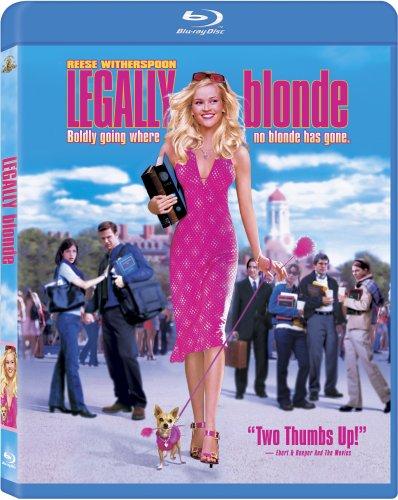 Legally Blonde Blu-ray
