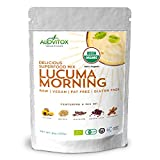 Lucuma Quinoa Mesquite Cinnamon Powder- Delicious Superfoods Mix Powder & Naturally Sweet -Certified Organic by Alovitox - 8oz - Pure Highest Quality Raw Gluten Free Vegan Non GMO