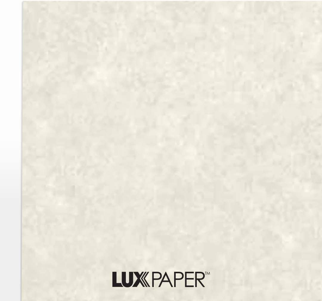 Gold Parchment scrapbooking and so much more! 81211-P-41-50 50 Qty   Perfect for Holiday crafting 8 1//2 x 11 Paper invitations