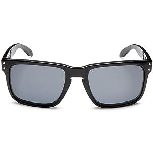 Oakley Men's Holbrook Polarized Rectangular Sunglasses Review