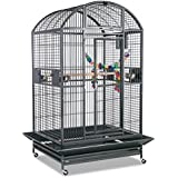 Montana Cages | Papageienkäfig Castell Dome - Antik VERSANDKOSTENFREI Voliere, Käfig