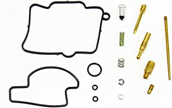 Outlaw Racing OR2486 Carburetor Carb Complete Master Repair Rebuild Kit Yamaha YZ250 02-06 Outlaw Racing Products