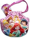 Disney Princess 7″ Satin Handbag with Rope Handle, Bags Central