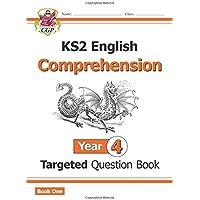 New KS2 English Targeted Question Book: Year 4 Comprehension - Book 1 (CGP KS2 English)